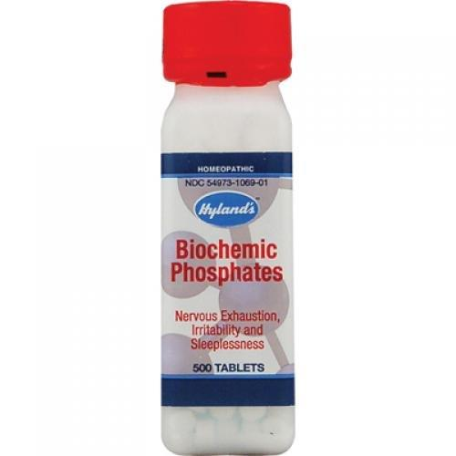 Biochemic Phosphates Health & Wellness Hylands  (10031112259)