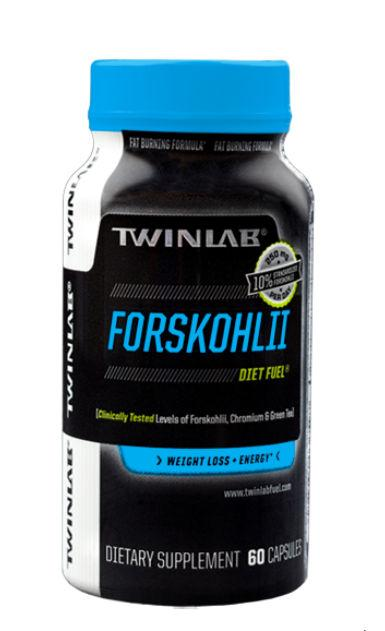 Diet Fuel Forskohlii Supplements Twinlab  (10031916419)