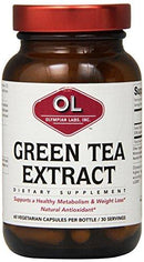 Green Tea Extract 500 mg Supplements Olympian Labs  (10031586307)
