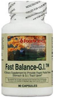 Fast Balance GI Supplements Foodscience Labs  (10030931907)