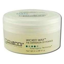 Wicked Wax Styling Pomade Personal Care Giovanni Organic Cosmetics  (10030982531)