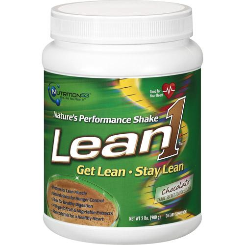 Lean 1 Protein/Whey Protein Nutrition 53  (10030374915)