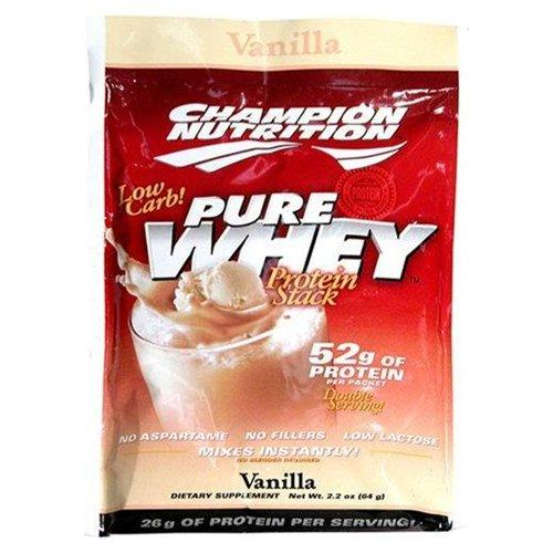 Pure Whey Protein Stack Protein/Protein Blends Champion Performance  (10028892419)