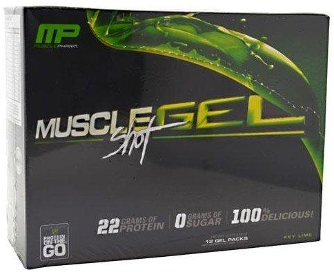 Muscle Gel Shot Supplements Muscle Pharm  (10030041027)