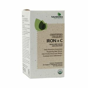 Iron + C Supplements Futurebiotics  (10030955267)
