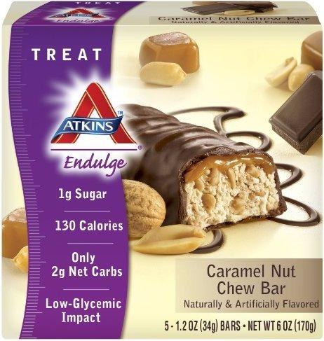 Endulge Bar Supplements Atkins  (10028743299)