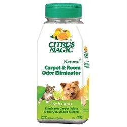 Carpet and Room Odor Eliminator Supplements Citrus Magic  (10028917763)