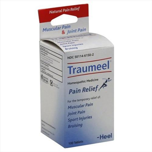 T-Relief Pain Relief Tablets Health & Wellness Medinatura (formally Heel Biotherapeutics/BHI)  (10031288835)