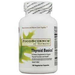 Thyroid Basics Supplements Foodscience Labs  (10030929027)