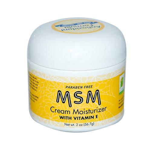 MSM Treatment Cream Personal Care At Last Naturals  (10030559043)