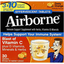 Airborne Effervescent Triple Pack Supplements Airborne  (10028663683)