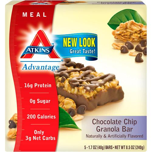 Advantage Bar Supplements Atkins  (10028743363)