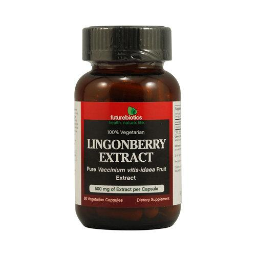 Lingonberry Extract Supplements Futurebiotics  (10030954243)