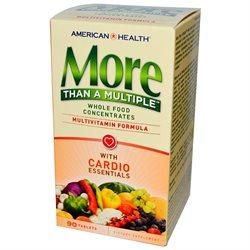 More Than A Multiple Cardio Supplements American Health  (10030532483)