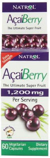 AcaiBerry 1200mg, The Ultimate Super Fruit