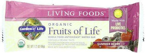 Organic Fruits of Life