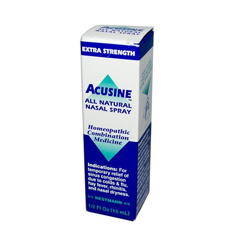 Nasal Spray Homeopathic Supplements Acusine  (10030491779)