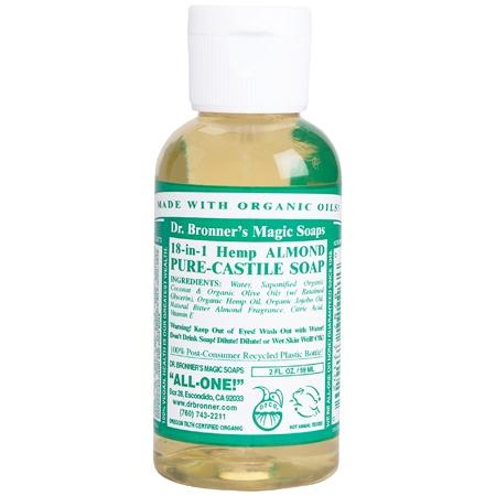 Organic Liquid Soap Personal Care Dr. Bronners Magic Soaps  (10028986307)