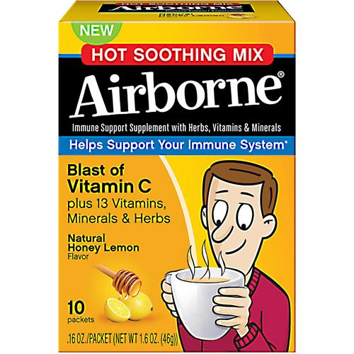 Airborne On The Go Packets Supplements Airborne  (10028663939)