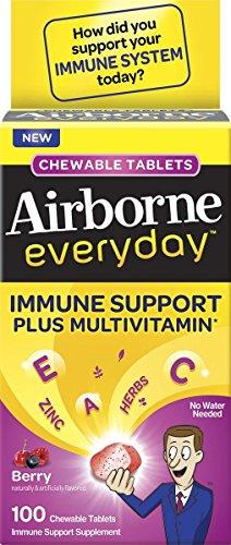 Airborne Everyday Chewable Supplements Airborne  (10028663491)