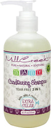 Baby Tear Free Conditioning Shampoo Personal Care Mill Creek Botanicals