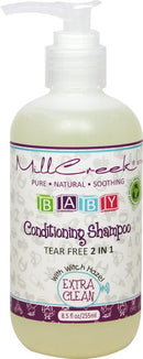 Baby Tear Free Conditioning Shampoo Personal Care Mill Creek Botanicals  (10031311363)