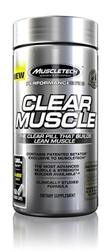 Platinum Clear Muscle Sports Nutrition/Testosterone Boosters Muscletech  (10031325827)