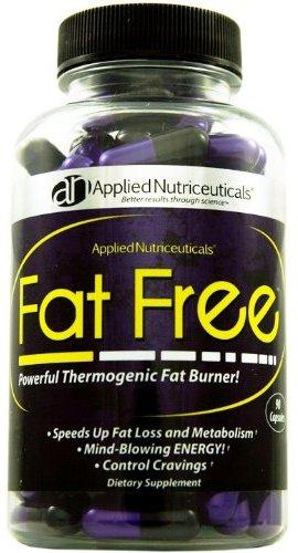 Fat Free Extreme Fat Burner Weight Loss Applied Nutriceuticals  (10030550595)