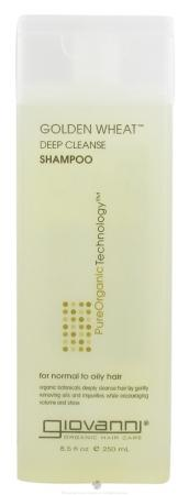 Golden Wheat Shampoo Personal Care Giovanni Organic Cosmetics  (10030980291)