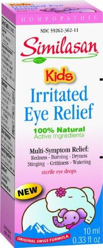 Kids Irritated Eye Relief Health & Wellness Similasan  (10031762307)
