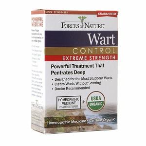 Wart Control Extreme Strength Supplements Forces of Nature  (10030935107)