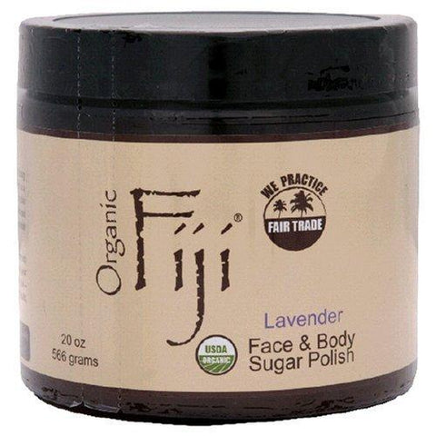 Organic Cane Sugar Body Polish