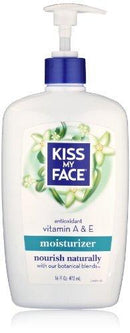 Vitamin A and E Moisturizer Personal Care Kiss My Face  (10031188227)