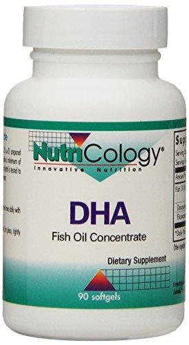 DHA Fish Oil Concentrate Health & Wellness/Healthy Fats/Fish Oil Nutricology  (10031560707)