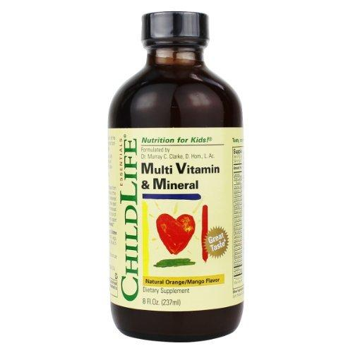 Multi Vitamin and Mineral Vitamins & Minerals/MultiVitamins/Multi-Vitamins with Minerals Childlife  (10028897219)