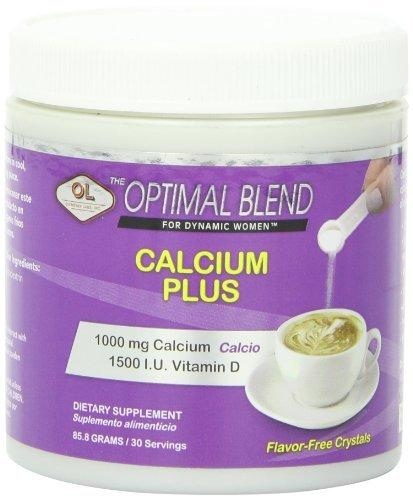 Optimal Blend Calcium Plus Supplements Olympian Labs  (10031590979)