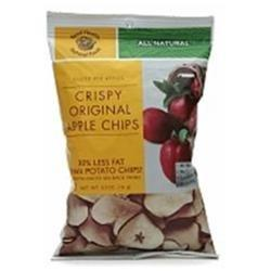 Crispy Apple Chips Food & Snacks Good Health Natural Foods  (10030994499)