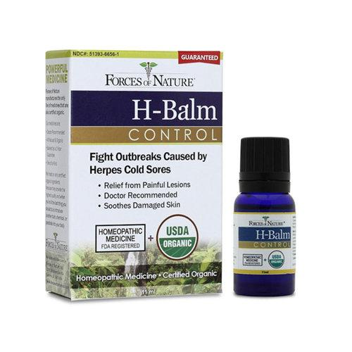 H-Balm Control Supplements Forces of Nature  (10030934147)