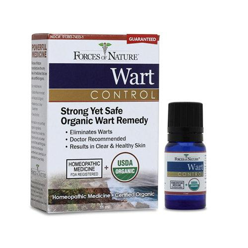 Wart Control Supplements Forces of Nature  (10030934915)