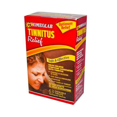 Tinnitus Relief Supplements Homeolab USA  (10031096451)