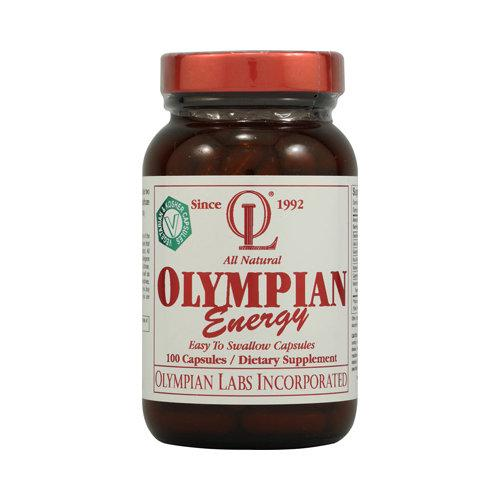 Olympian Energy Supplements Olympian Labs  (10031587715)