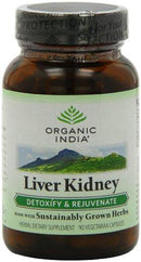 Liver Kidney Care Supplements Organic India  (10031603459)
