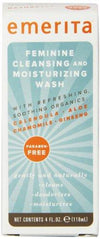 Feminine Cleansing & Moisturizing Wash Supplements Emerita
