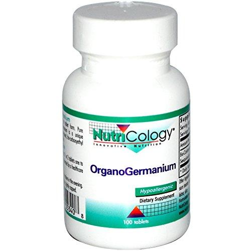 OrganoGermanium Supplements Nutricology  (10031563843)