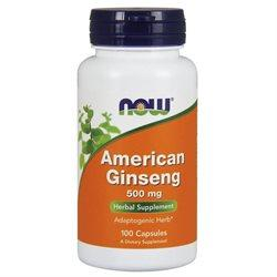 American Ginseng 5% Ginsenoside Supplements Now Foods  (10031499715)