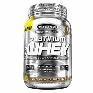 Platinum 100% Whey Protein/Whey Protein Muscletech  (10030048323)