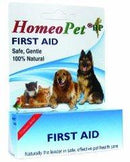 First Aid Drops Supplements Homeopet  (10031097795)