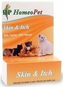 Feline Skin and Itch Relief Supplements Homeopet  (10031098243)