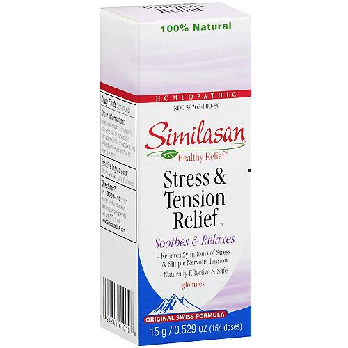 Stress & Tension Relief Supplements Similasan  (10031761859)