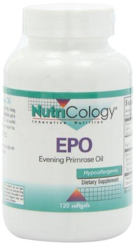 EPO Evening Primrose Oil Supplements Nutricology  (10031561091)